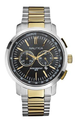 ノーティカ 腕時計 メンズ N23601G Nautica Men's N23601G Nct 800 Watchノーティカ 腕時計 メンズ N23601G