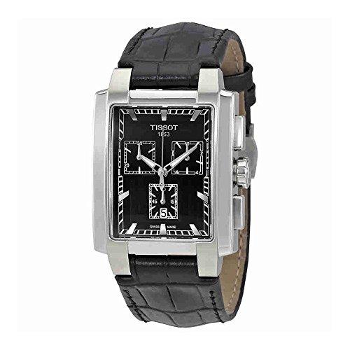 ティソ 腕時計 メンズ T061.717.16.051.00 Tissot Men's TXL Watch - Blackティソ 腕時計 メンズ T061.717.16.051.00