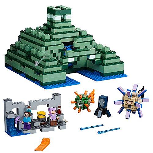 レゴ マインクラフト 6174378 【送料無料】LEGO Minecraft The Ocean Monument 21136 Building Kit (1122 Piece)レゴ マインクラフト 6174378