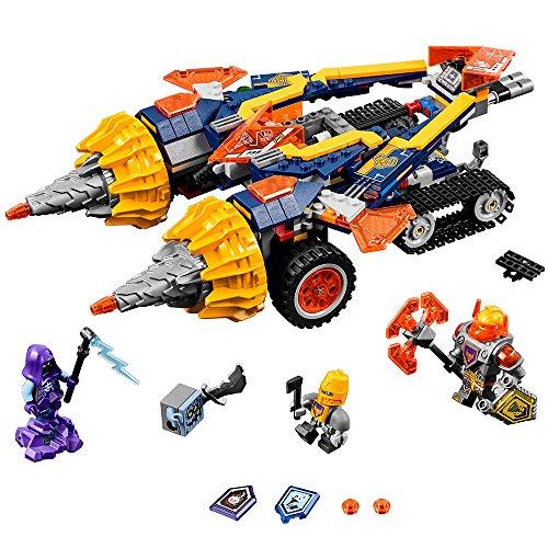 レゴ ネックスナイツ 6174997 LEGO Nexo Knights Axl's Rumble Maker 70354 Building Kit (393 Piece)レゴ ネックスナイツ 6174997
