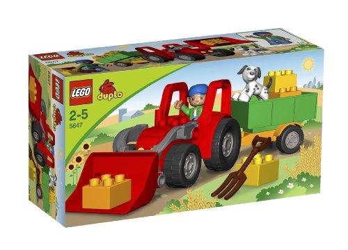 レゴ デュプロ 219140 【送料無料】Lego Duplo 5647 Big Tractorレゴ デュプロ 219140