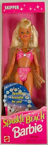 バービー バービー人形 チェルシー スキッパー ステイシー 14352 【送料無料】Mattel Barbie Sparkle Beach Skipper Doll (1995)バービー バービー人形 チェルシー スキッパー ステイシー 14352