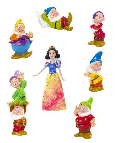 白雪姫 スノーホワイト ディズニープリンセス R6576 Disney Princess Snow White and the Seven Dwarfs Gift Set白雪姫 スノーホワイト ディズニープリンセス R6576