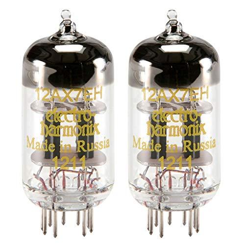 真空管 ギター・ベース アンプ 海外 輸入 12AX7 Electro-Harmonix 12AX7, Matched Pair真空管 ギター・ベース アンプ 海外 輸入 12AX7