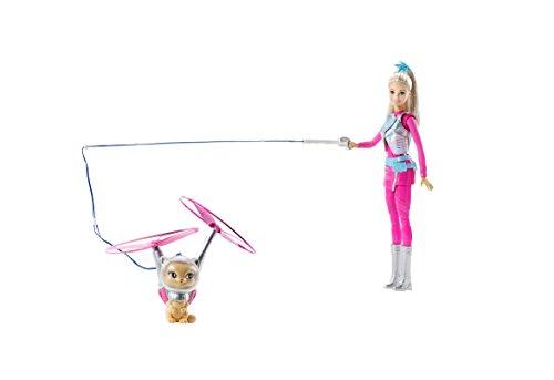 バービー バービー人形 日本未発売 DWD24 BRB Sternenlicht Puppe & fliegende Katzeバービー バービー人形 日本未発売 DWD24