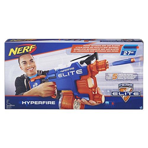 ナーフ エヌストライク アメリカ 直輸入 エリート B5573EU4 Nerf N-Strike Elite Hyper Fire Blasterナーフ エヌストライク アメリカ 直輸入 エリート B5573EU4