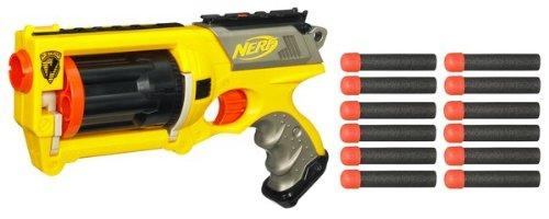 ナーフ エヌストライク アメリカ 直輸入 エリート 29294 Nerf N-Strike Maverick Dart Blaster - Refill and Reloadナーフ エヌストライク アメリカ 直輸入 エリート 29294