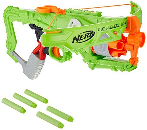 ナーフ ゾンビストライク アメリカ 直輸入 ソフトダーツ B9093 NERF Zombie Strike Outbreaker Bowナーフ ゾンビストライク アメリカ 直輸入 ソフトダーツ B9093