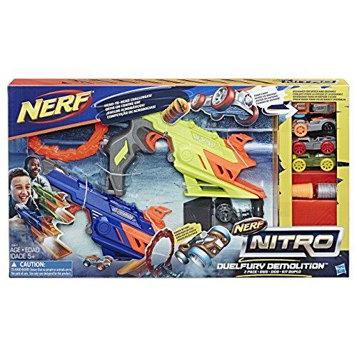 ナーフ ナイトロ アメリカ 直輸入 ミニカー C0817 Nerf Nitro DuelFury Demolitionナーフ ナイトロ アメリカ 直輸入 ミニカー C0817