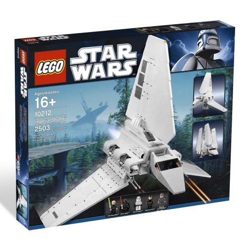 レゴ スターウォーズ 4559643 【送料無料】Lego Star Wars Imperial Shuttle (10212)レゴ スターウォーズ 4559643