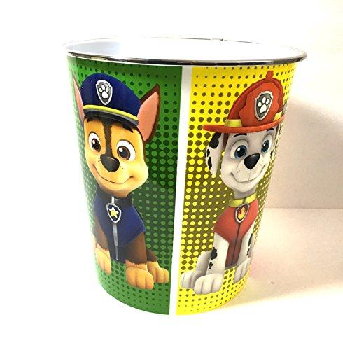 パウパトロール アメリカ直輸入 英語 バイリンガル育児 おもちゃ Paw Patrol Waste Basketパウパトロール アメリカ直輸入 英語 バイリンガル育児 おもちゃ