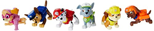 パウパトロール アメリカ直輸入 英語 バイリンガル育児 おもちゃ 30336560 Exclusive Paw Patrol Pup Buddies Figures (6 Pups per pack)パウパトロール アメリカ直輸入 英語 バイリンガル育児 おもちゃ 30336560