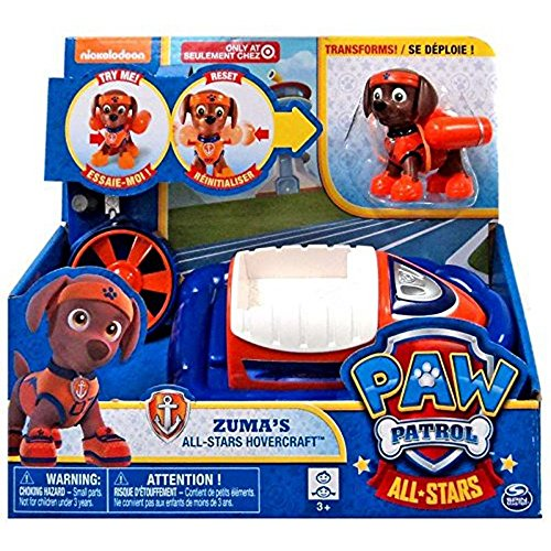 パウパトロール アメリカ直輸入 英語 バイリンガル育児 おもちゃ Paw Patrol Zuma's All-Stars Hovercraftパウパトロール アメリカ直輸入 英語 バイリンガル育児 おもちゃ