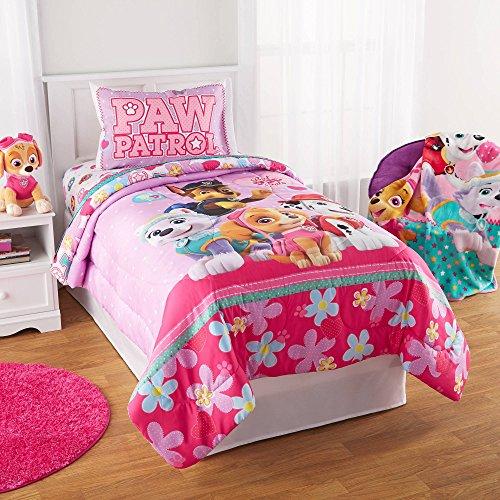 パウパトロール アメリカ直輸入 英語 バイリンガル育児 おもちゃ 【送料無料】PAW Patrol Girl 'Best Pup' Reversible Twin/Full Comforter Onlyパウパトロール アメリカ直輸入 英語 バイリンガル育児 おもちゃ