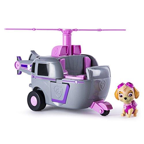 パウパトロール アメリカ直輸入 英語 バイリンガル育児 おもちゃ 20083002-6037951 Paw Patrol - Skye's Deluxe Helicopterパウパトロール アメリカ直輸入 英語 バイリンガル育児 おもちゃ 20083002-6037951