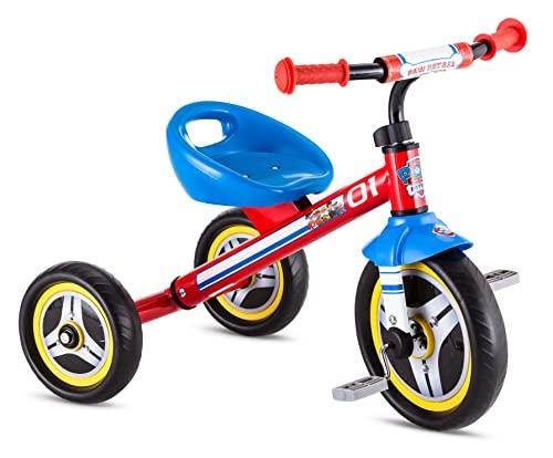 パウパトロール アメリカ直輸入 英語 バイリンガル育児 おもちゃ R6788 【送料無料】Paw Patrol Kids Trike, For Ages 2-4 Years Old, Chase Blueパウパトロール アメリカ直輸入 英語 バイリンガル育児 おもちゃ R6788