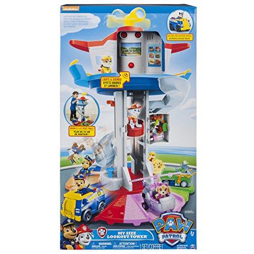 パウパトロール アメリカ直輸入 英語 バイリンガル育児 おもちゃ 6040102 Paw Patrol My Size Lookout Tower (Dispatched From UK)パウパトロール アメリカ直輸入 英語 バイリンガル育児 おもちゃ 6040102