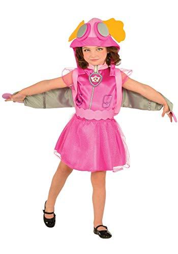 パウパトロール アメリカ直輸入 英語 バイリンガル育児 おもちゃ 【送料無料】Big Girls' Paw Patrol Skye Costume - Mパウパトロール アメリカ直輸入 英語 バイリンガル育児 おもちゃ