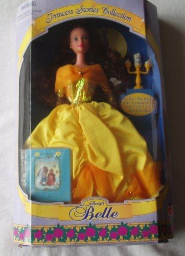 バービー バービー人形 日本未発売 Barbie Disney Princess Stories Collection Belle Dollバービー バービー人形 日本未発売