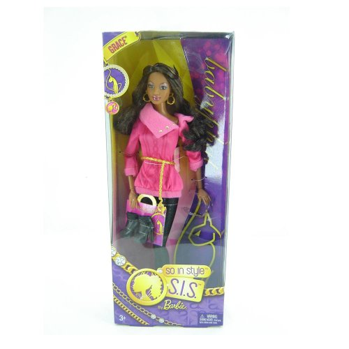 バービー バービー人形 日本未発売 X7923 Barbie So in Style Baby Phat Grace Dollバービー バービー人形 日本未発売 X7923