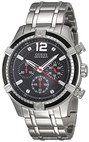 ゲス GUESS 腕時計 メンズ Guess Watches Men's Guess -Black Watchゲス GUESS 腕時計 メンズ