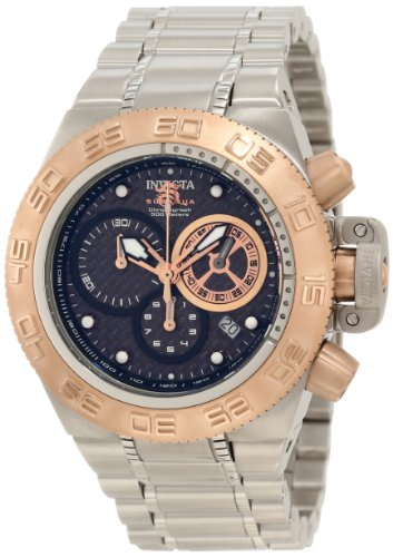 インヴィクタ インビクタ サブアクア 腕時計 メンズ 10151 【送料無料】Invicta Men's 10151 Subaqua Noma IV Chronograph Black Carbon Fiber Dial Watchインヴィクタ インビクタ サブアクア 腕時計 メンズ 10151