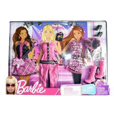 バービー バービー人形 着せ替え 衣装 ドレス R6817 Barbie Fashionistas: Pink Rock Star Outfitバービー バービー人形 着せ替え 衣装 ドレス R6817