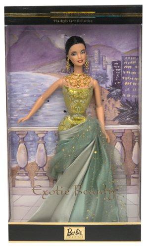 バービー バービー人形 バービーコレクター コレクタブルバービー プラチナレーベル B0149 Barbie Exotic Beauty Collector Dollバービー バービー人形 バービーコレクター コレクタブルバービー プラチナレーベル B0149