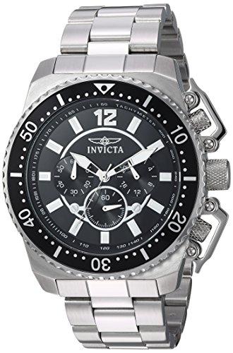 インヴィクタ インビクタ プロダイバー 腕時計 メンズ 21952 【送料無料】Invicta Men's Pro Diver Quartz Watch with Stainless-Steel Strap, Silver, 24 (Model: 21952)インヴィクタ インビクタ プロダイバー 腕時計 メンズ 21952