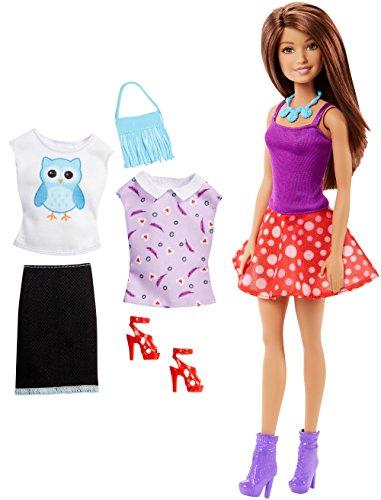 バービー バービー人形 日本未発売 DMN99 Barbie Teresa Doll and Fashions - Skirt Setバービー バービー人形 日本未発売 DMN99