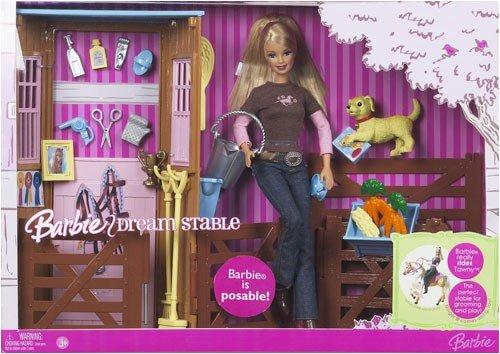 バービー バービー人形 日本未発売 プレイセット アクセサリ L9709 【送料無料】Barbie Doll & Stableバービー バービー人形 日本未発売 プレイセット アクセサリ L9709