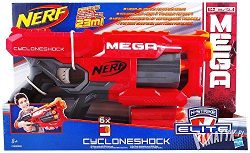 ナーフ メガ エヌストライクエリート アメリカ 直輸入 【送料無料】NERF Gun N-Strike Elite Mega Cycloneshock Blasterナーフ メガ エヌストライクエリート アメリカ 直輸入