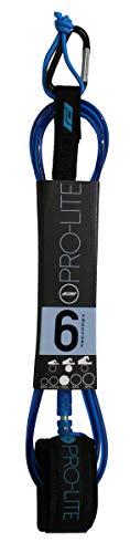サーフィン リーシュコード マリンスポーツ 【送料無料】Pro-Lite Surfboard Leash-Freesurf Style-Size 6'0サーフィン リーシュコード マリンスポーツ
