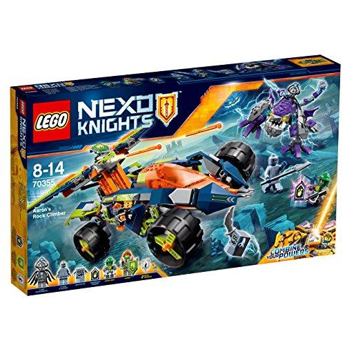 レゴ ネックスナイツ 70355 Lego Nexo Knights: Aarons Rock Climber 70355レゴ ネックスナイツ 70355