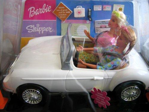 バービー バービー人形 チェルシー スキッパー ステイシー Barbie & Skipper Doll Let's Drive! Student Driver Gift Set T'R'U Exclusive (2000)バービー バービー人形 チェルシー スキッパー ステイシー