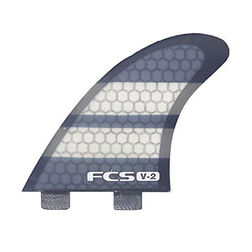 サーフィン フィン マリンスポーツ 1120-156-00-R FCS K2.1 PERFORMANCE CORE SURFBOARD TRI FIN SET - BLUE/SMOKEサーフィン フィン マリンスポーツ 1120-156-00-R