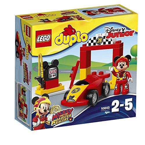 レゴ デュプロ 10843 LEGO Duplo - Disney Junior - Mickey and The Roadster Racersレゴ デュプロ 10843
