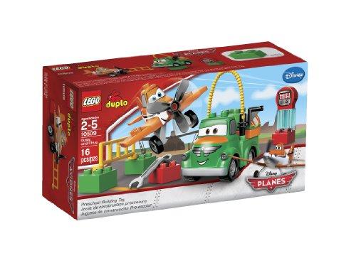 レゴ デュプロ 6024862 【送料無料】LEGO Disney Planes Dusty and Chugレゴ デュプロ 6024862