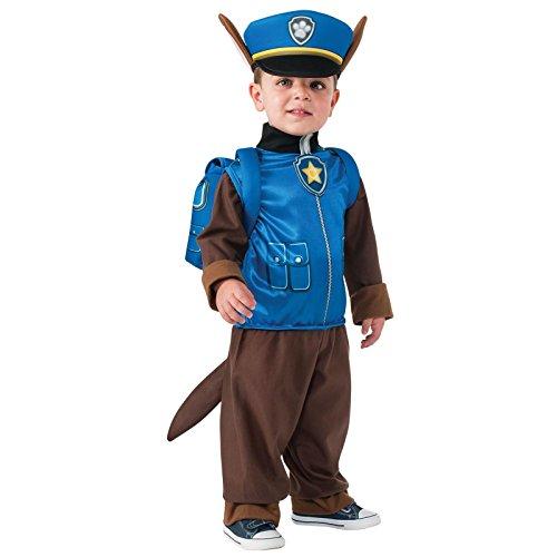 パウパトロール アメリカ直輸入 英語 バイリンガル育児 おもちゃ Nickelodeon Paw Patrol Childrens Costume Chase 3T - 4Tパウパトロール アメリカ直輸入 英語 バイリンガル育児 おもちゃ