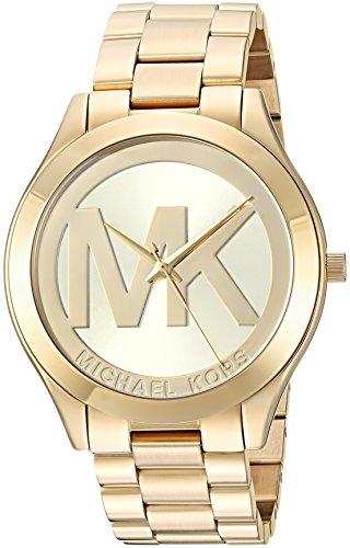 マイケルコース 腕時計 レディース 母の日特集 マイケル・コース MK3739 【送料無料】Michael Kors Women's Slim Runway Quartz Watch with Stainless-Steel Strap, Gold, 20 (Model: MK373マイケルコース 腕時計 レディース 母の日特集 マイケル・コース MK3739