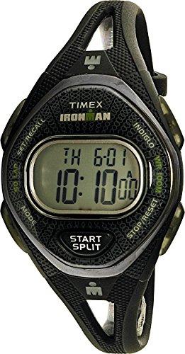 タイメックス 腕時計 レディース TW5M10900 Timex Women's TW5M10900 Black Polyurethane Quartz Sport Watchタイメックス 腕時計 レディース TW5M10900