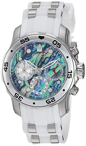 インヴィクタ インビクタ プロダイバー 腕時計 メンズ 24829 Invicta Men's 'Pro Diver' Quartz Stainless Steel and Polyurethane Casual Watch, Color: White(Model: 24829)インヴィクタ インビクタ プロダイバー 腕時計 メンズ 24829