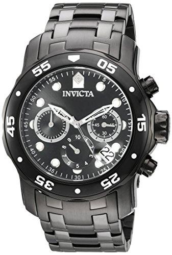 インヴィクタ インビクタ プロダイバー 腕時計 メンズ 21926 【送料無料】Invicta Men's 'Pro Diver' Quartz Stainless Steel Watch, Color:Black (Model: 21926)インヴィクタ インビクタ プロダイバー 腕時計 メンズ 21926