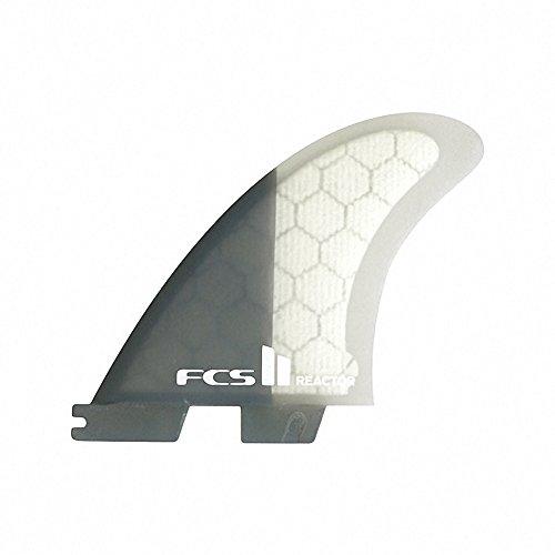 サーフィン フィン マリンスポーツ REACTOR FCS II Reactor Performance Core Quad Rear Fin Medium Greyサーフィン フィン マリンスポーツ REACTOR
