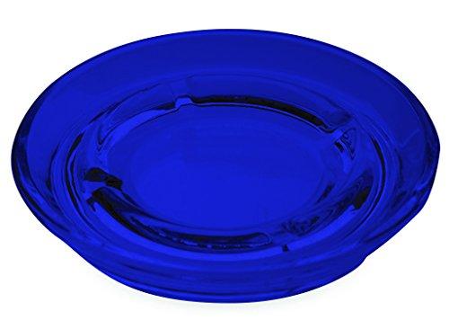 灰皿 海外モデル アメリカ 輸入物 Libbey Round Glass Safety 5