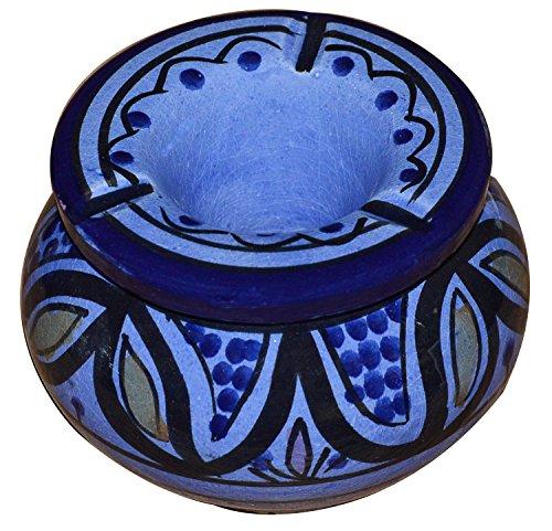 大人気定番商品 灰皿 海外モデル アメリカ 輸入物 ceramics Ashtrays Hand Made Moroccan アメリカ Moroccan Ceramic Ceramic Medium灰皿 海外モデル アメリカ 輸入物, エコSHOP桐生銀座:c797d696 --- canoncity.azurewebsites.net