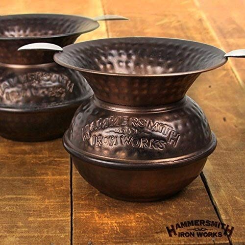 灰皿 Copper灰皿 海外モデル アメリカ Antique 輸入物 Hammersmith Iron 海外モデル Works Spittoon Ashtray - Antique Copper灰皿 海外モデル アメリカ 輸入物, 阿波町:d0b286b0 --- officewill.xsrv.jp