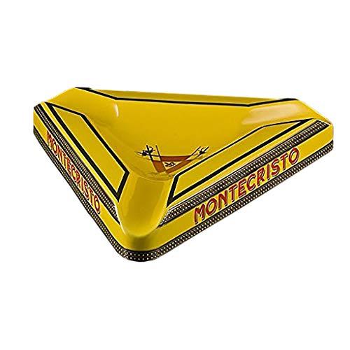 高い品質 灰皿 海外モデル アメリカ 輸入物 Stunning Triangle Ashtray灰皿 Montecristo 灰皿 Cigar Ashtray灰皿 アメリカ 海外モデル アメリカ 輸入物, タイヤアクセス:c03b6866 --- konecti.dominiotemporario.com