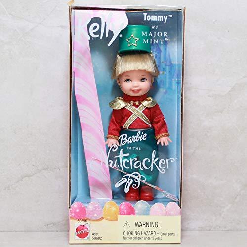 国内発送 バービー バービー人形 ステイシー チェルシー スキッパー ステイシー 50796 Barbie Major Nutcracker チェルシー Kelly Tommy As Major Mint Doll (2001)バービー バービー人形 チェルシー スキッパー ステイシー 50796, グリーンウィーク:c0325db9 --- wktrebaseleghe.com