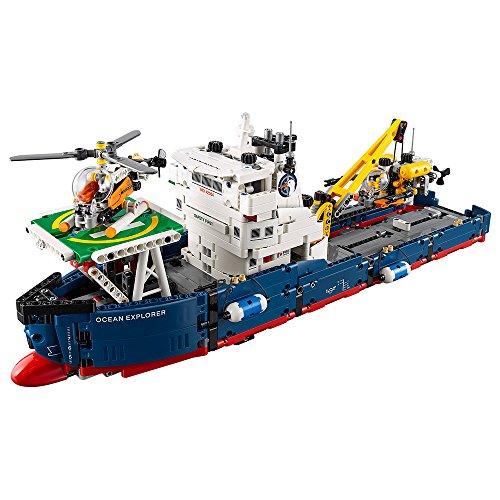 レゴ テクニックシリーズ 6175710 LEGO Technic Ocean Explorer 42064 Building Kit (1327 Piece)レゴ テクニックシリーズ 6175710